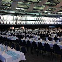 Ballsaal Sitzplätze