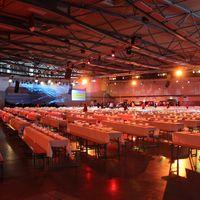 Burgenlandhalle Sitzplätze